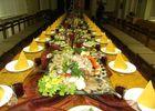 Klājam galdus svinībām